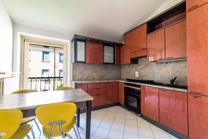 cucina abitabile mansarda A059
