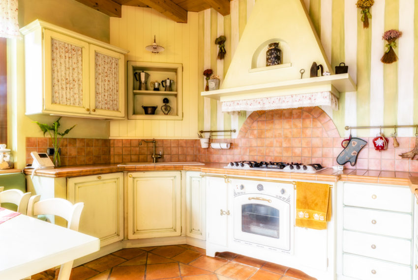 cucina vista A060