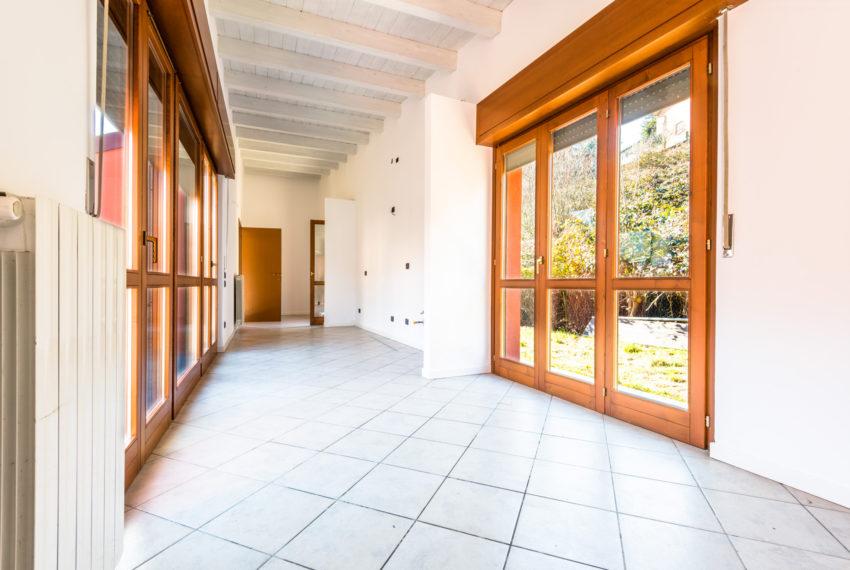 soggiorno casa Alzano
