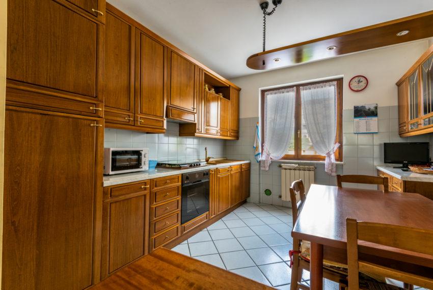 Cucina abitabile villetta gorle M044