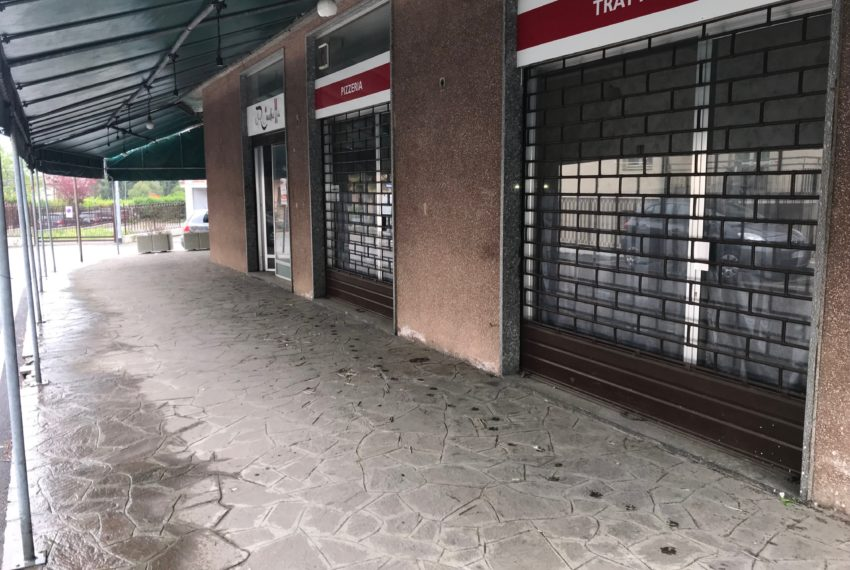 facciata pizzeria A101