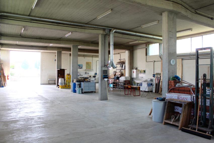 Laboratorio villa bifamiliare azzano