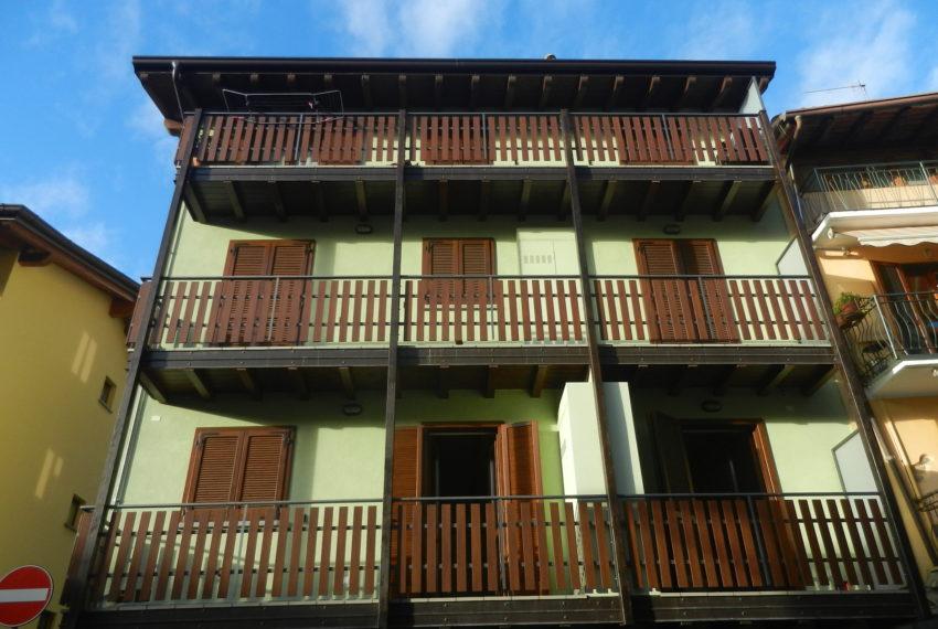 facciata casa pradalunga A118