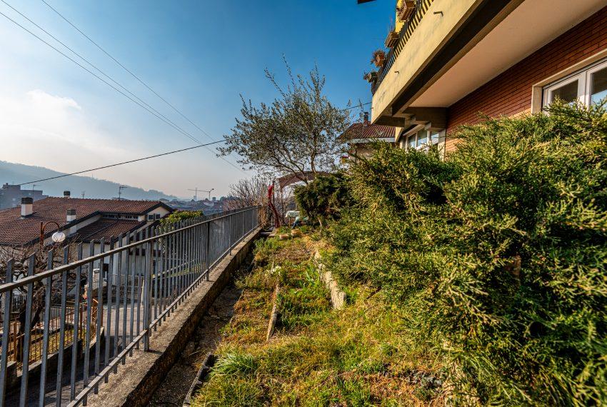 giardino casa in vendita Nembro A126