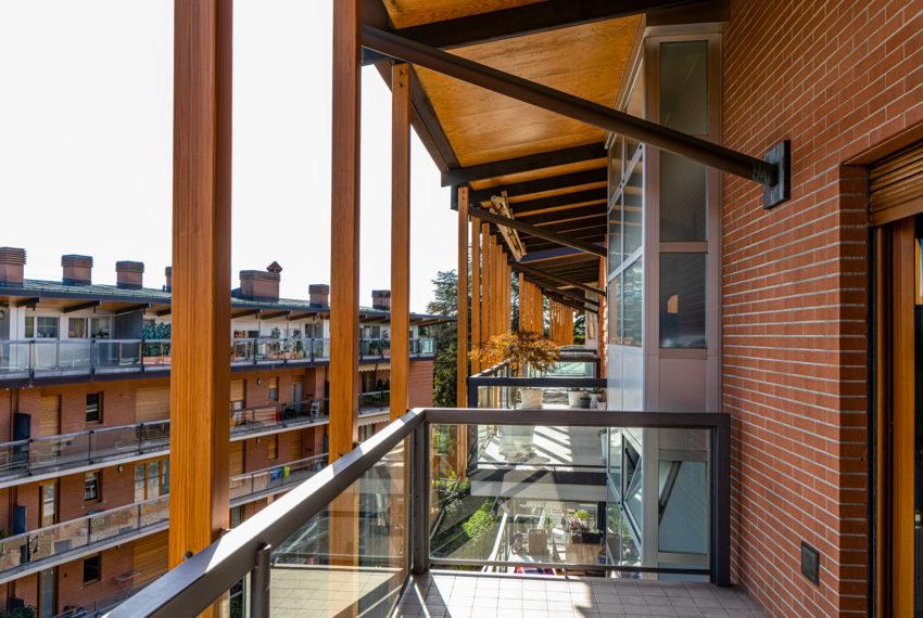 Trilocale in vendita a Torre Boldone con terrazzo vivibile