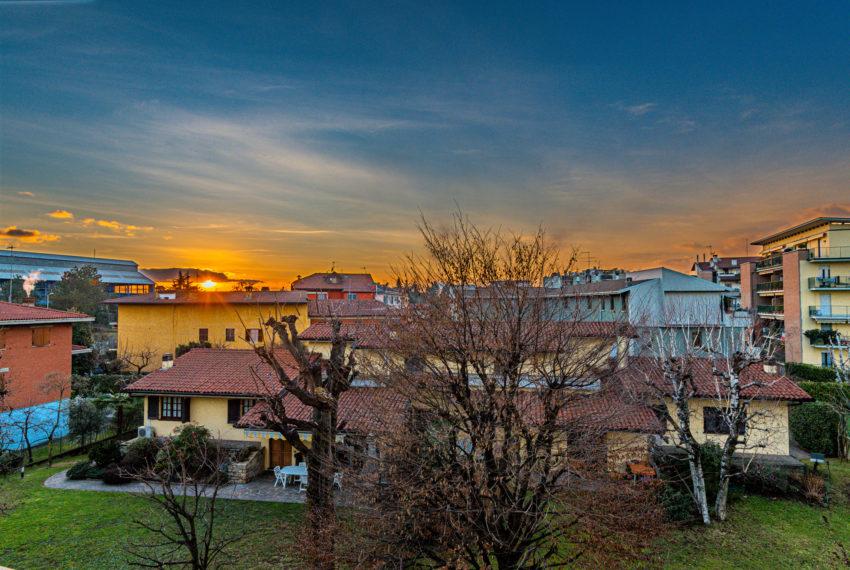 vista casa in vendita
